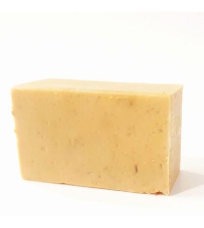 Jabón corporal de coco y limón