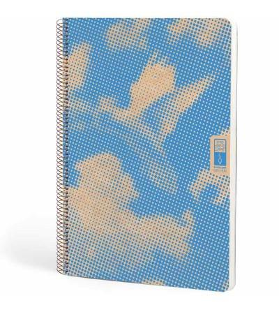 Cuaderno Papel reciclado Aire