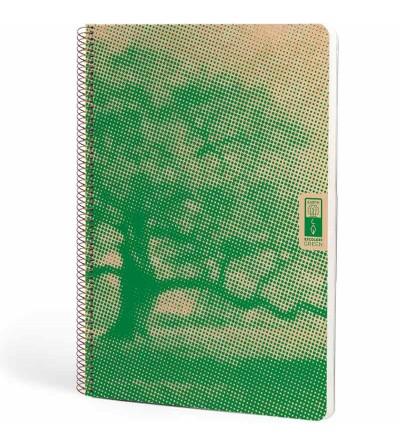 Cuaderno Papel reciclado...