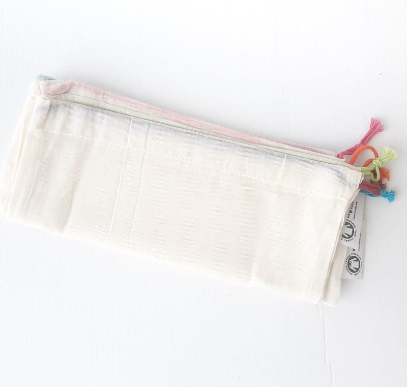 Bolsas para producto a granel / para llevar y pesar fruta