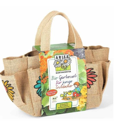 Bolsa de jardinería para niñ@s