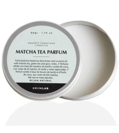 Perfume sólido Matcha tea