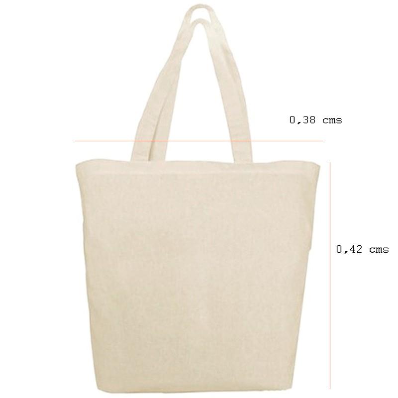 Bolsa algodón orgánico