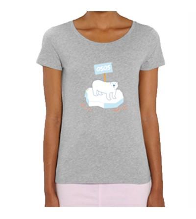 Camiseta Chica algodón orgánico