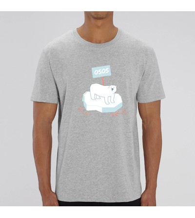 "Camiseta Chico ""OS.O.S""..."